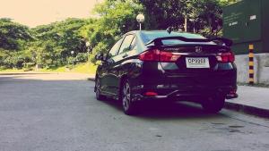 2014 Honda City VX Modulo Aero Sports