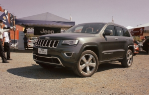 2014 Jeep Grand Cherokee Limited CRD EcoDiesel