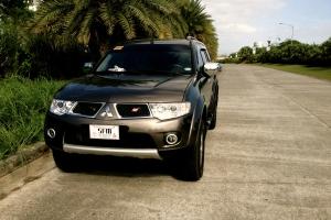 2013 Mitsubishi Montero Sport GLS-V AT