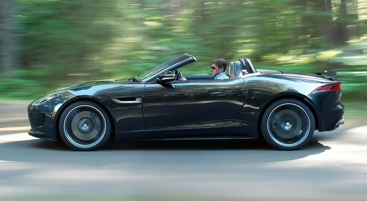 Under The Spotlight Jaguar Ph Launches The All New F Type Go Flat Out