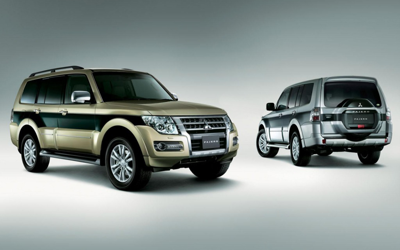 Mitsubishi Motors Philippines Launches The 2015 Pajero Go Flat Out