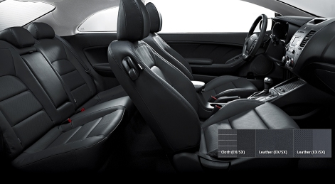 kia-cerato-koup-interior-seat-black-one-tone-2.0-mpi