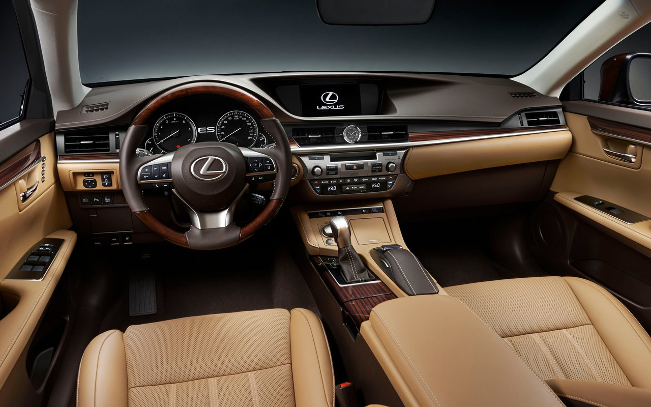 Lexus Manila Launches The Updated ES 350 Go Flat Out