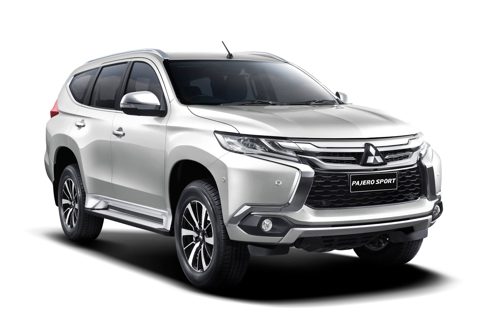 Mitsubishi mitsubishi montero sport 2015 : 2016 Mitsubishi Montero Sport: This Is Finally It! (With Videos ...