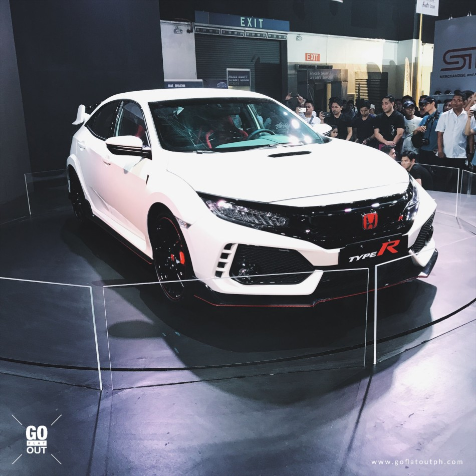 The Honda Civic Type R Has Just Been Put Up For Sale By Cars Philippines And Is Only Limited To 100 Units