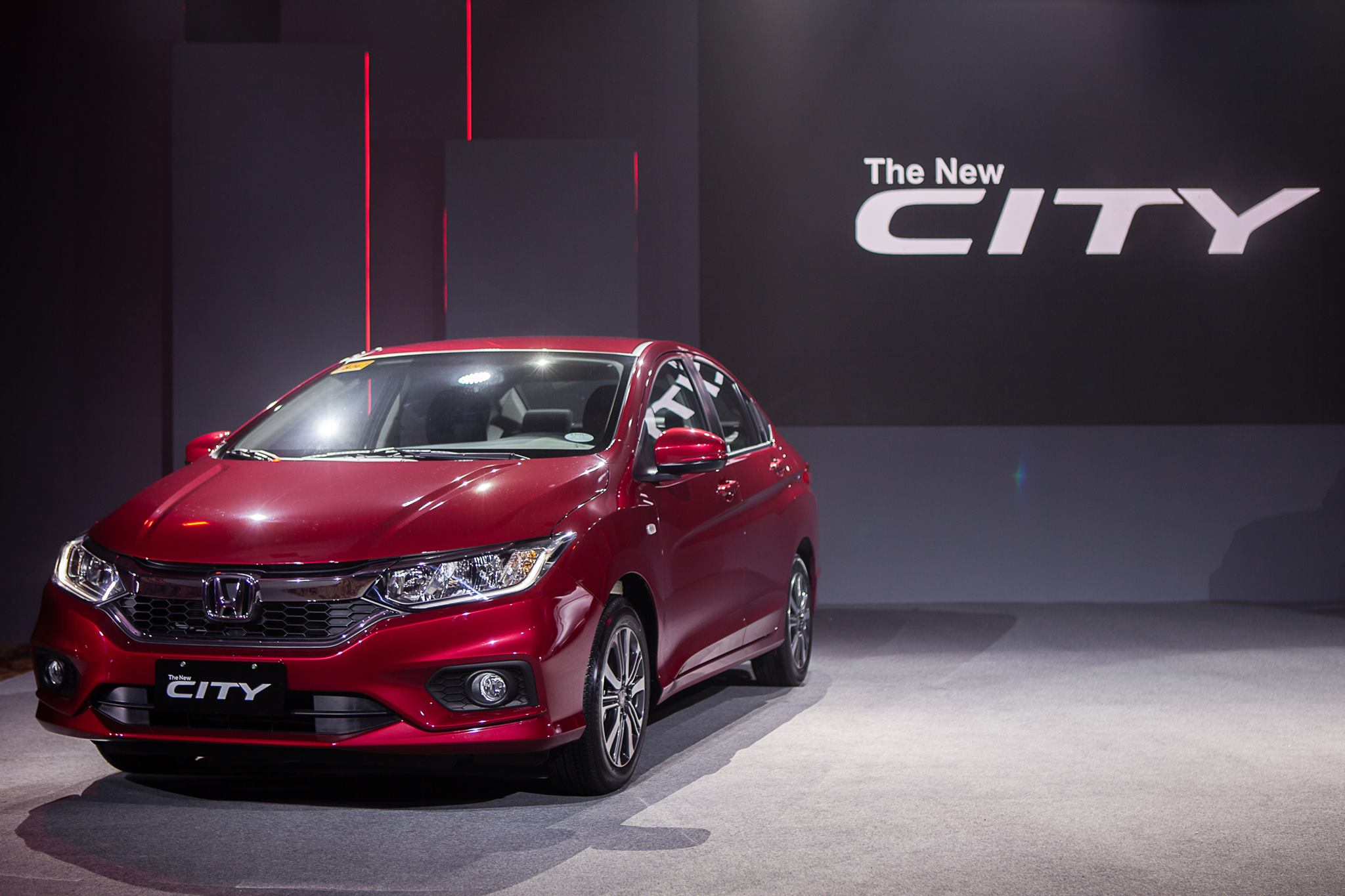 Honda Cars Philippines, Has Launched The Facelifted Honda City, And It  Gains Plenty Of Standard Features Across All Variants As Well.