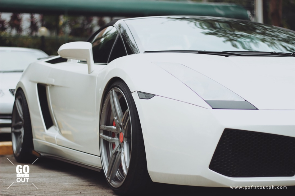 The First Ever Modified Twin Turbo Lamborghini Gallardo In The