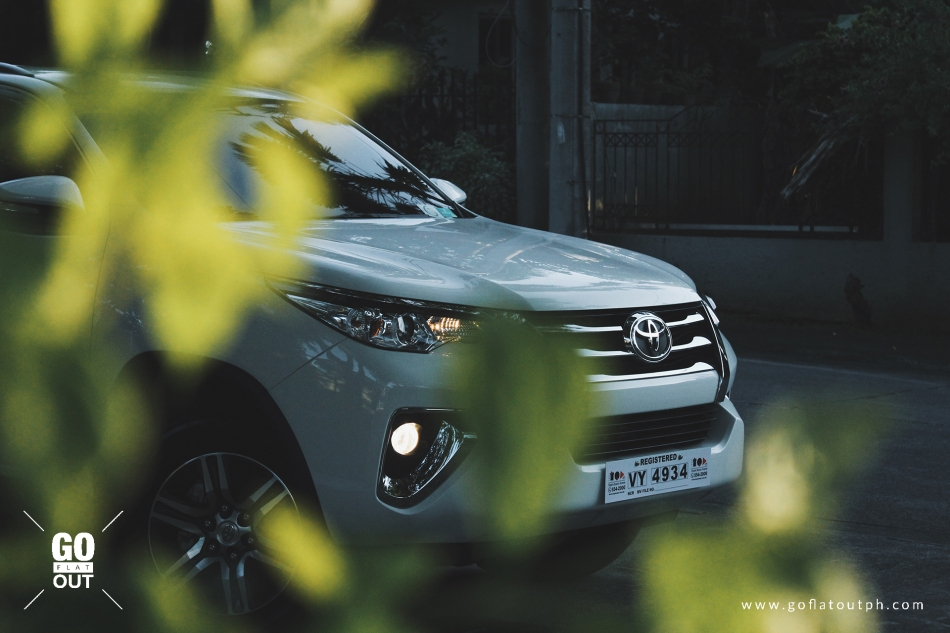 2017 Toyota Fortuner 2 4 G Review (With Video) – Go Flat Out
