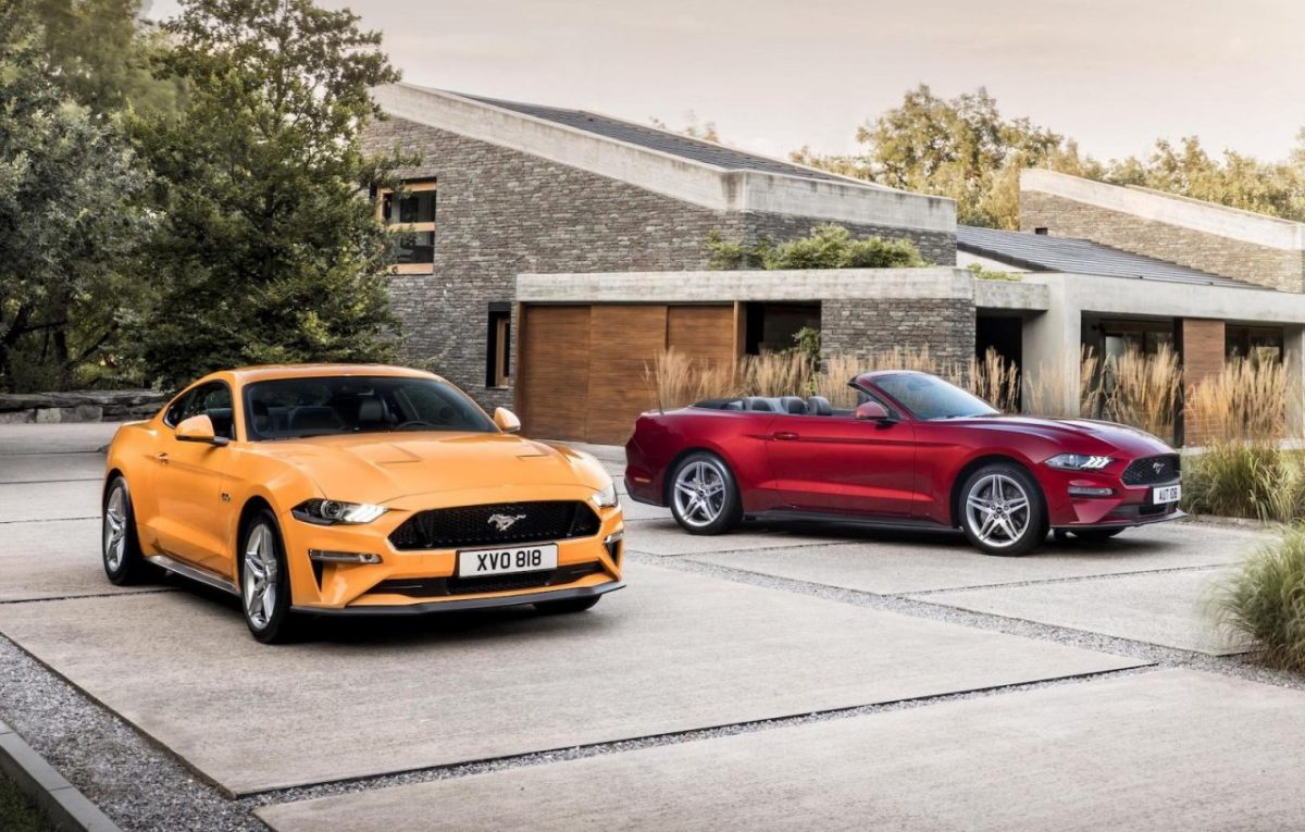 ford philippines announces arrival of 2018 mustang coupe and