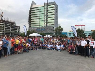 Photo shows participants in the Cebu leg of the DSFL Program (2)