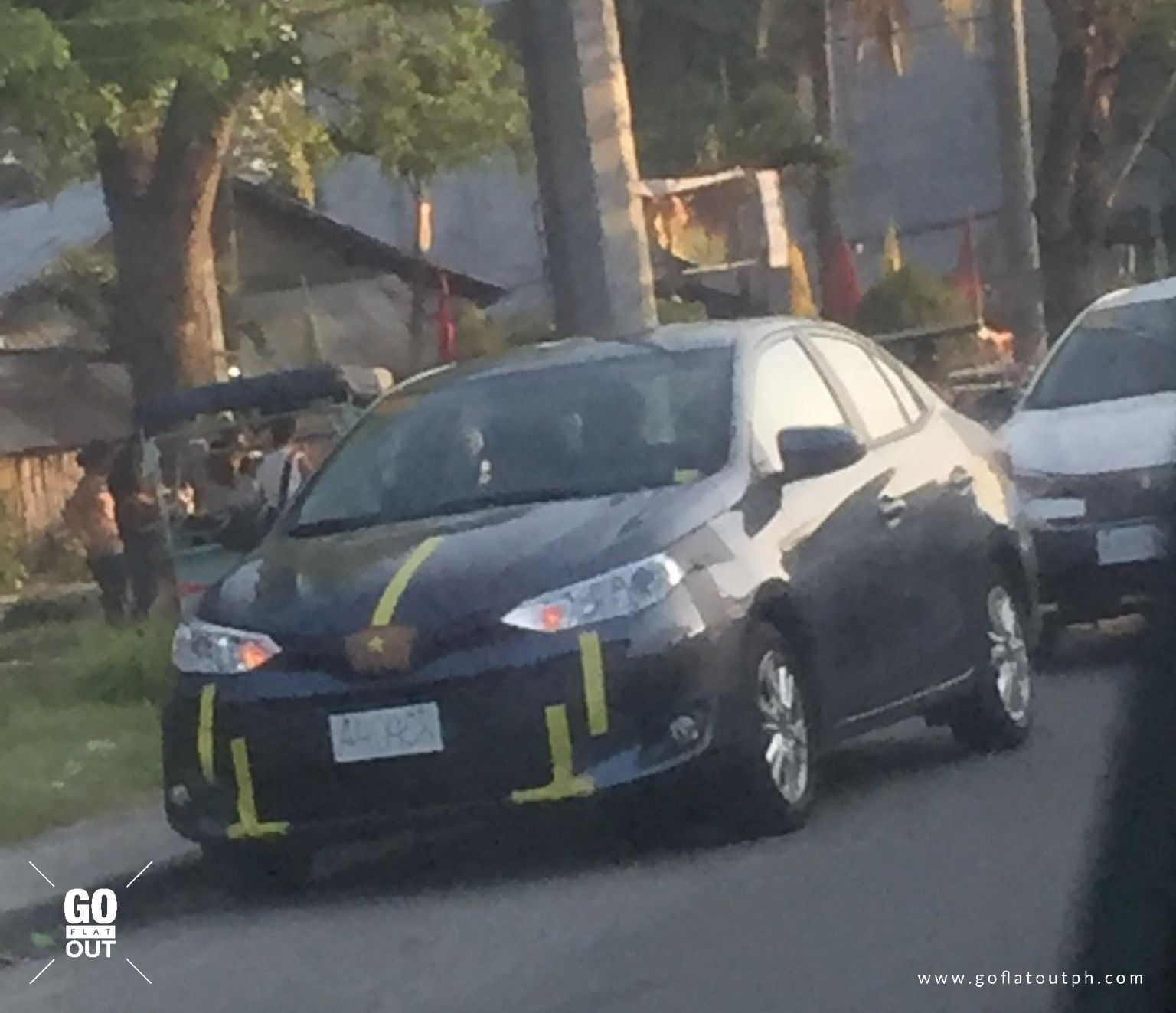 2019 Toyota Vios Spied Out In The Open At Santa Rosa Laguna Go