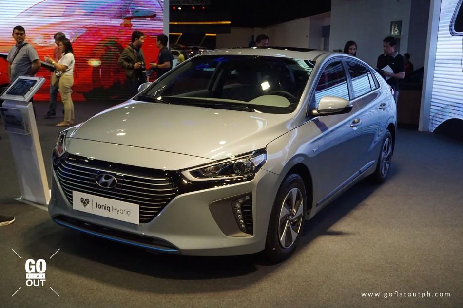 2019 Hyundai Ioniq Exterior