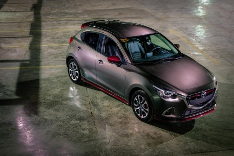 Mazda2 Premium Series Java Edition Top Small