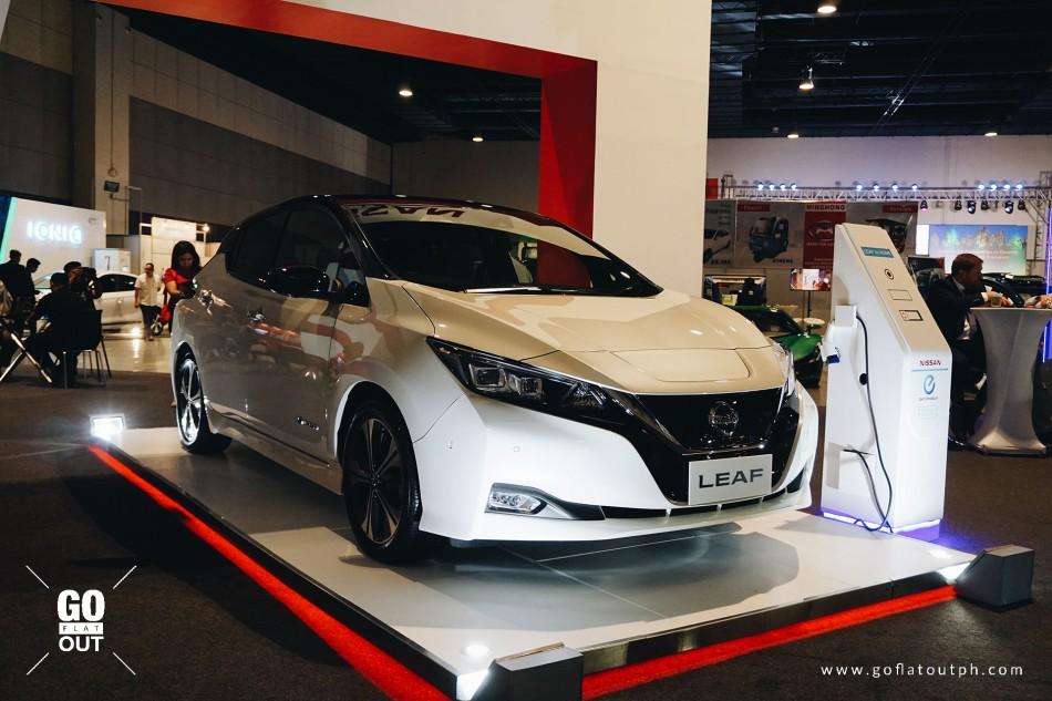 2020 Nissan Leaf Exterior
