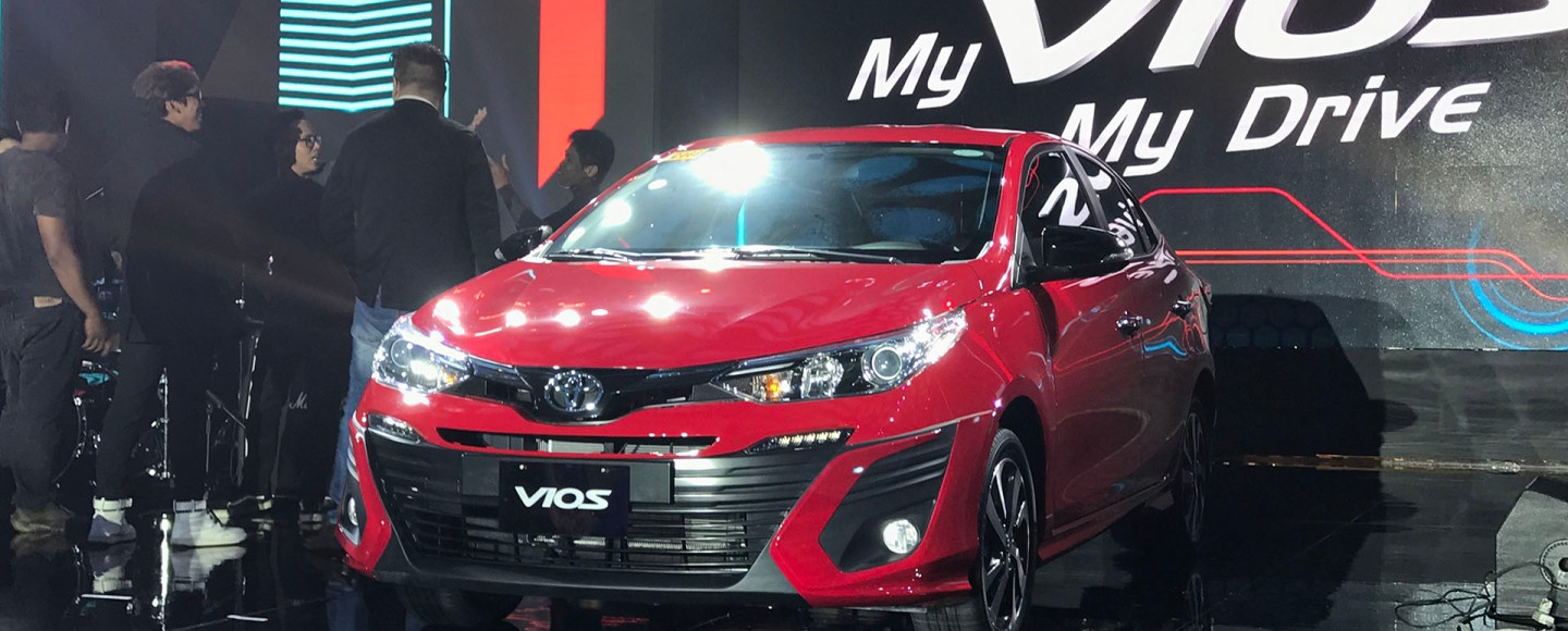 Take A Closer Look At The New Toyota Vios 7 Airbags Hill Start