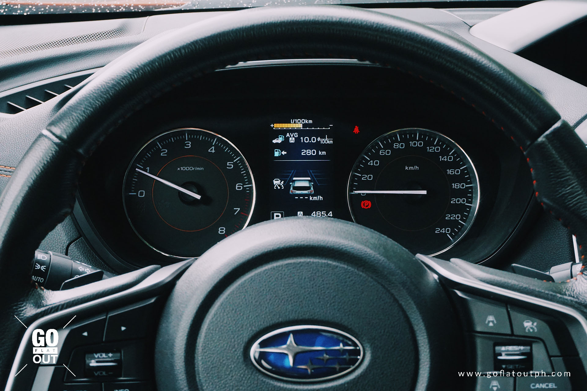 Subaru Eyesight Video >> Subaru Eyesight Tech Review With Video Go Flat Out