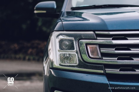 2018 Ford Expedition EL EcoBoost V6 Exterior
