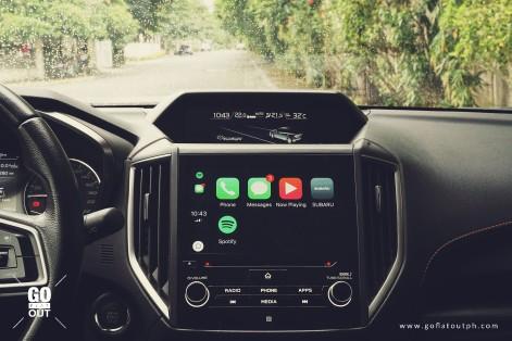 2018 Subaru XV 2.0i-S EyeSight Starlink Infotainment