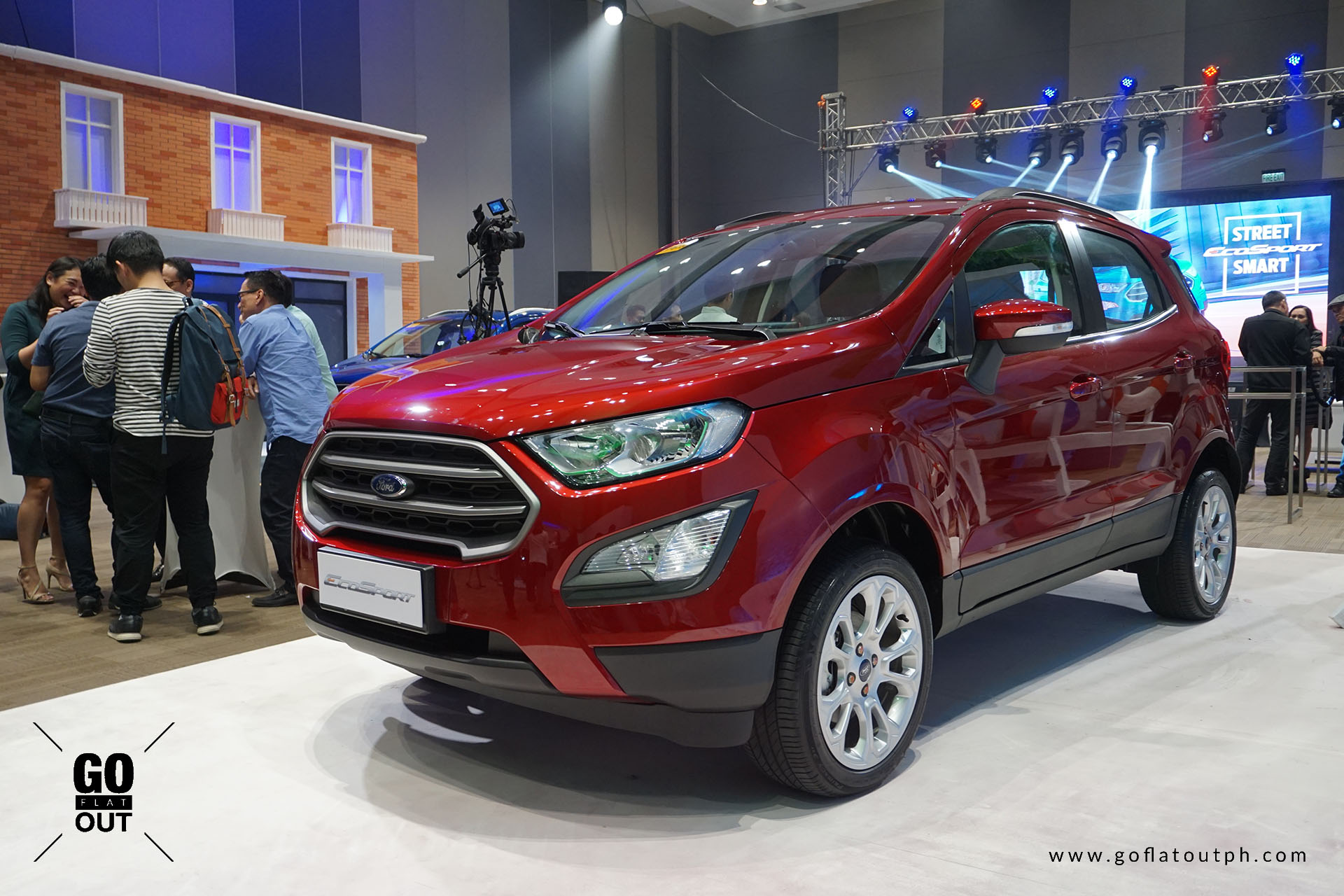 2019 Ford Ecosport Brings Ecoboost Powertrain Sharper Looks And