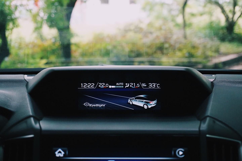 Subaru EyeSight Tech Review