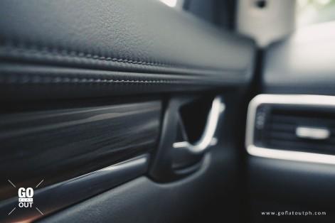2018 Mazda CX-5 2.5 AWD Interior