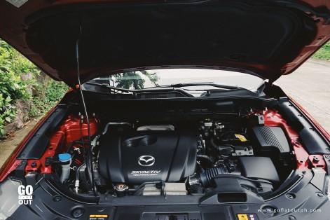 2018 Mazda CX-5 2.5 AWD Engine