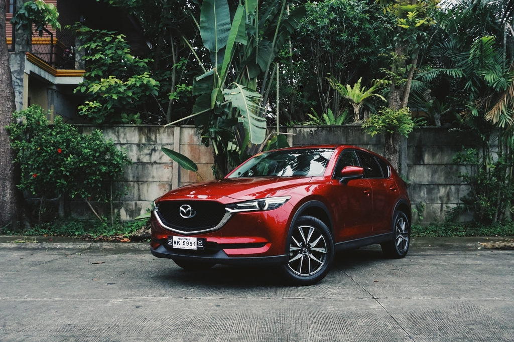 2018 Mazda CX-5 2.5 AWD Review