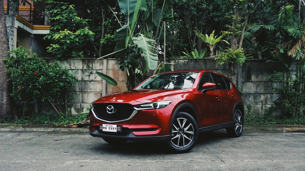 2018 Mazda CX-5 2.5 AWD Review