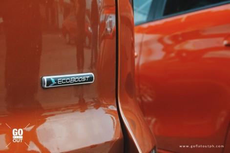 2019 Ford EcoSport Titanium EcoBoost Exterior