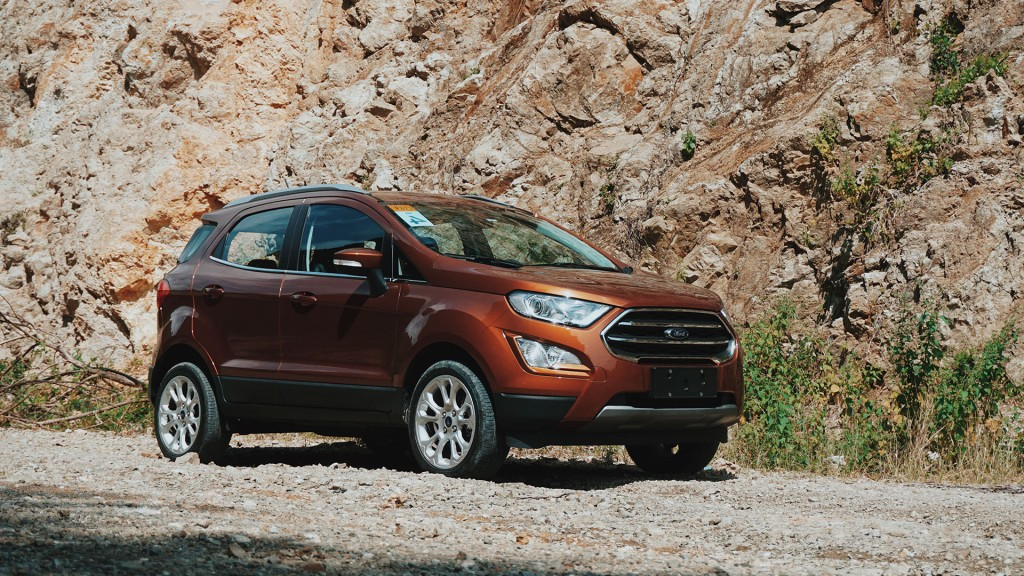 2019 Ford EcoSport Titanium EcoBoost First Drive