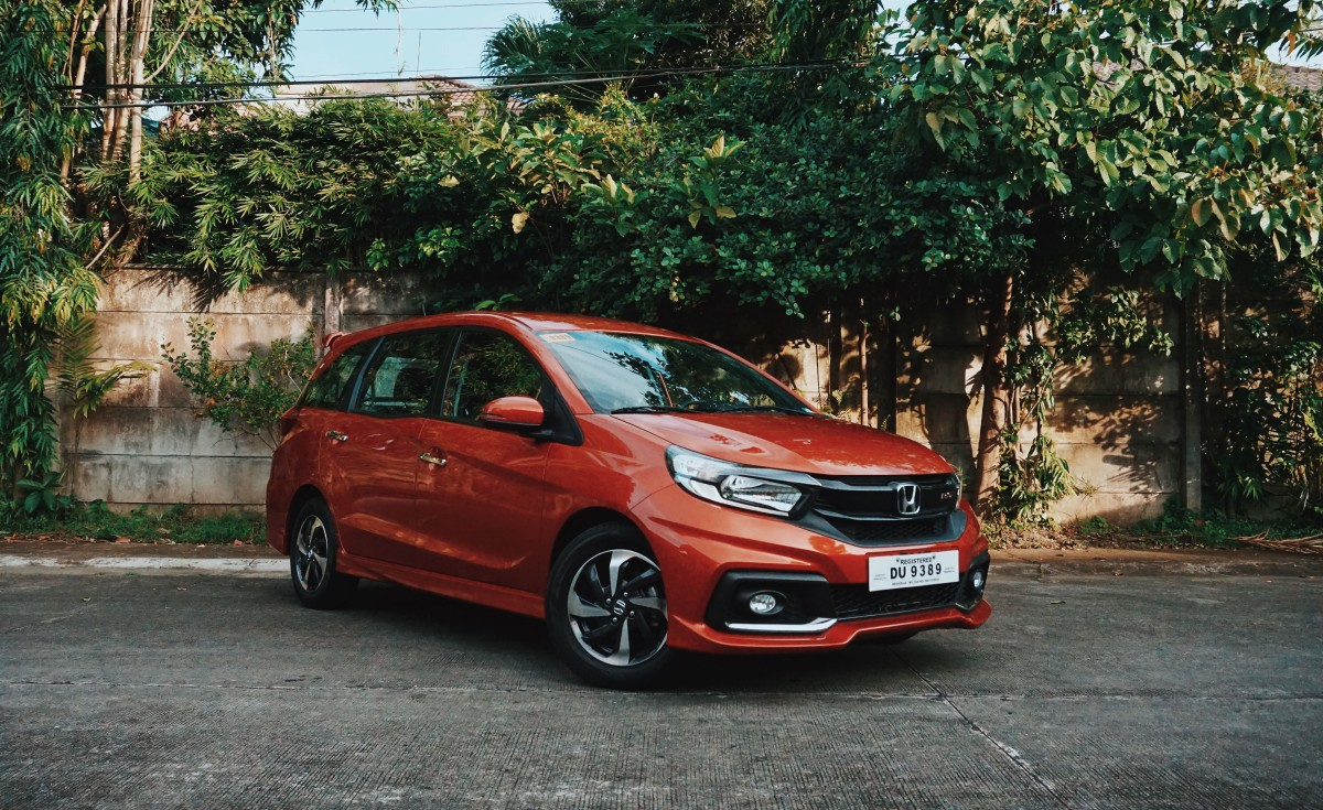 2018 Honda Mobilio Rs Review With Video Go Flat Out
