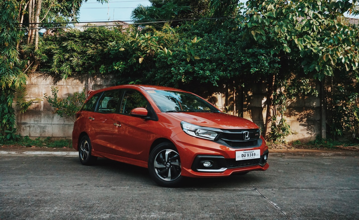 2018 Honda Mobilio RS Review