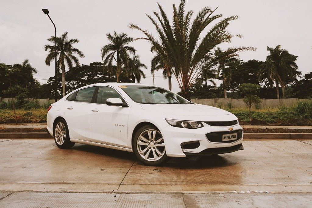 2018 Chevrolet Malibu 2.0 Turbo LTZ Review