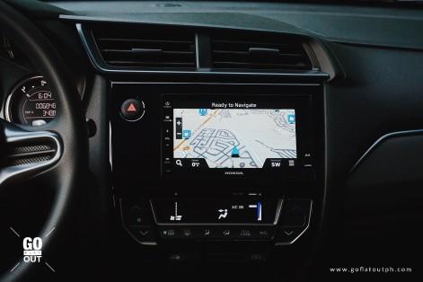 2018 Honda Mobilio RS Interior