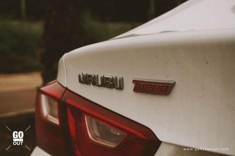 2018 Chevrolet Malibu 2.0 Turbo LTZ Exterior
