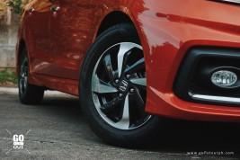 2018 Honda Mobilio RS Exterior