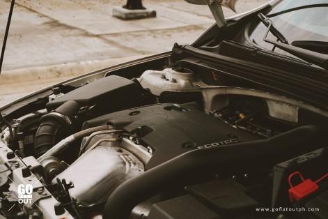 2018 Chevrolet Malibu 2.0 Turbo LTZ Engine