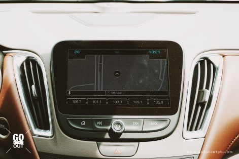 2018 Chevrolet Malibu 2.0 Turbo LTZ Interior