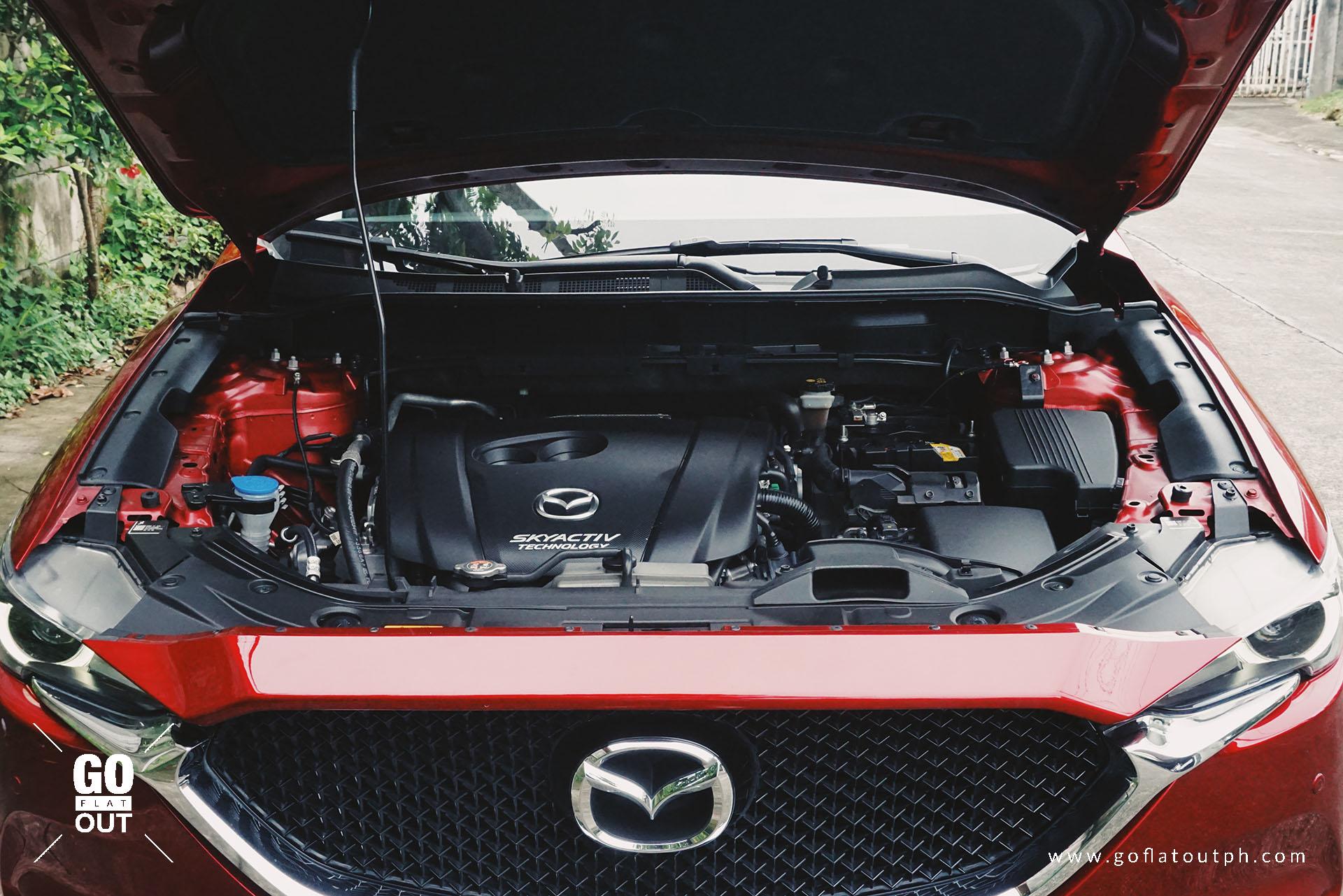 Mazda Cx 5 Engine Knocking Noise