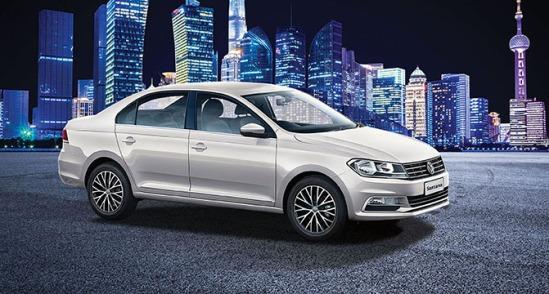 Volkswagen Santana AT Trendline and Comfortline