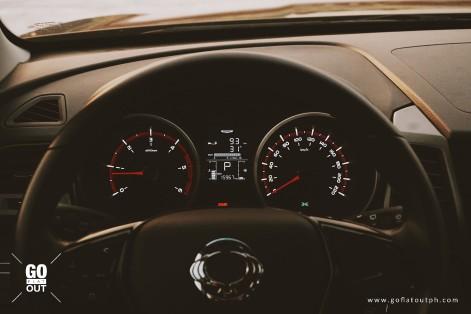 2018 SsangYong Tivoli XLV ELX 4WD Interior