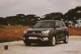 2018 SsangYong Tivoli XLV ELX 4WD Exterior