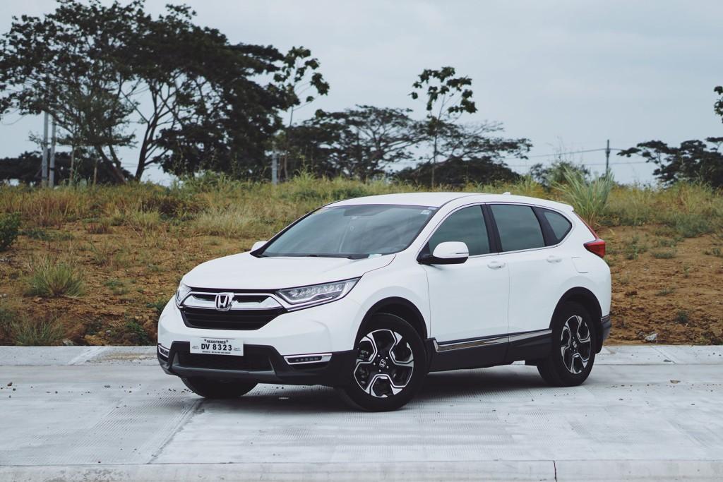 2018 Honda CR-V 1.6 S i-DTEC Review