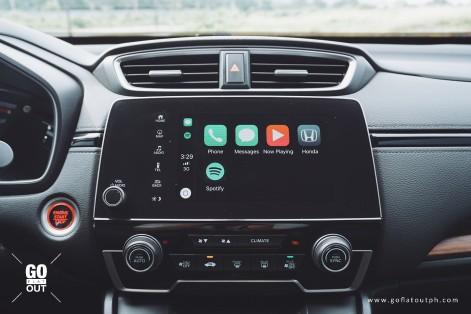 2018 Honda CR-V 1.6 S i-DTEC Interior