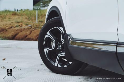 2018 Honda CR-V 1.6 S i-DTEC Exterior