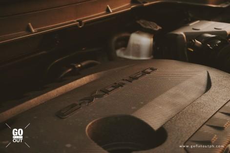 2018 SsangYong Tivoli XLV ELX 4WD Engine