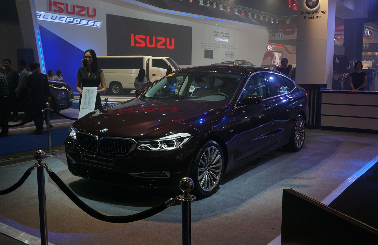 2019 BMW 6 Series GranTurismo Philippine Launch