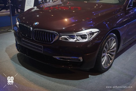2019 BMW 6 Series GranTurismo Exterior