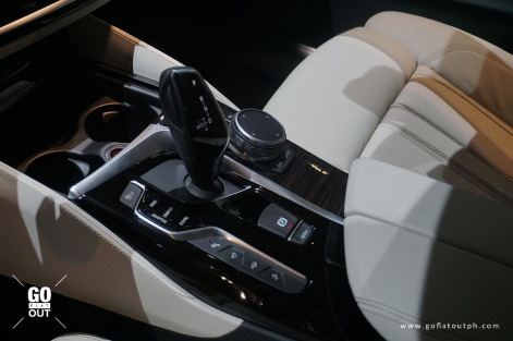 2019 BMW 6 Series GranTurismo Interior