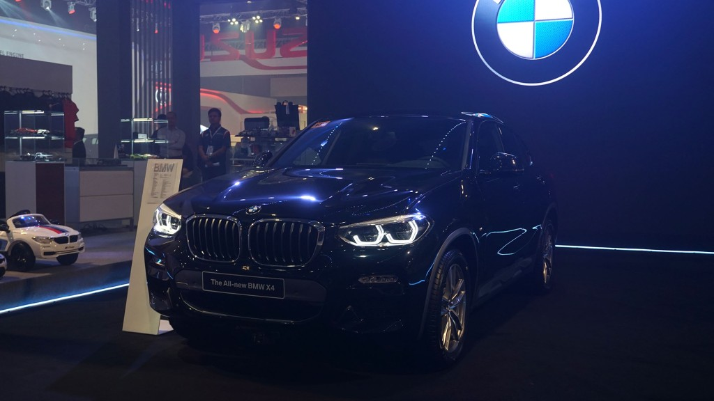 2019 BMW X4 Philippine Launch